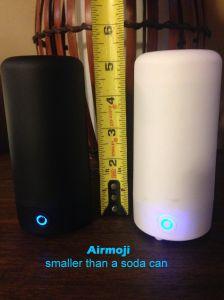Airmoji size