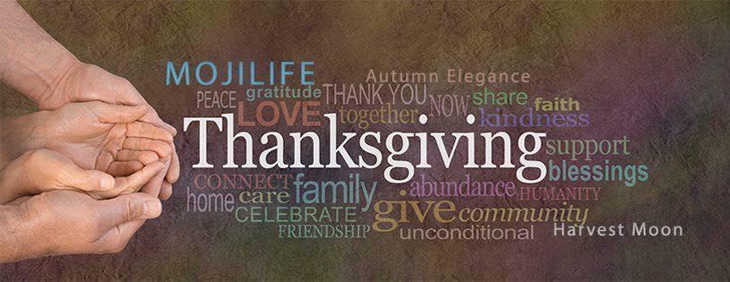 MojiLife Thanksgiving